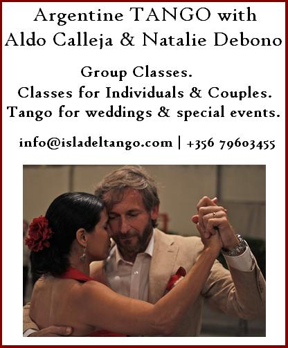 Tango Classes 2013