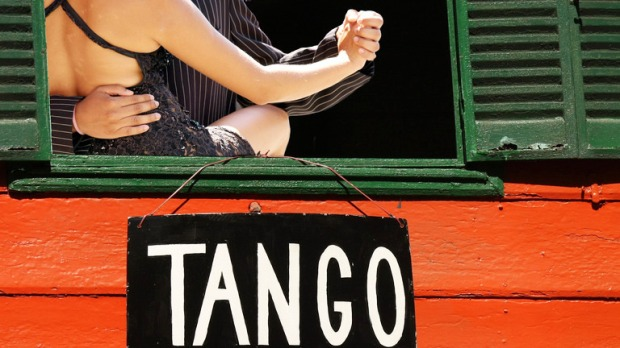 OCTOBER 2013: Argentine Tango Workshops by MAESTRO ERIC