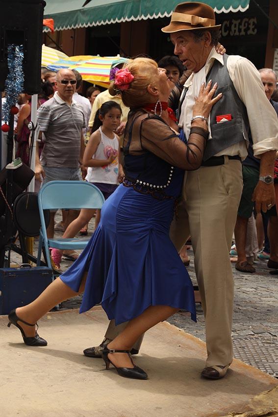 Tango no limits
