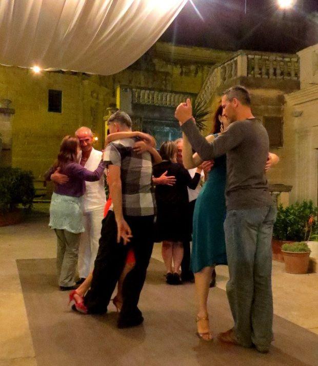 Tango by Isla del Tango at Bottegin in RABAT