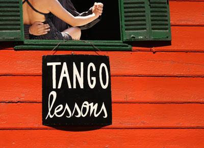 Learn Tango with Isla del Tango (Malta) est 1997.